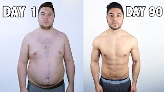 INCROYABLE TRANSFORMATION PHYSIQUE 90 JOURS / INCREDIBLE 90 DAYS BODY TRANSFORMATION width=