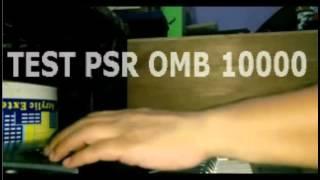TEST OPREKAN PSR 175 FEAT OMB