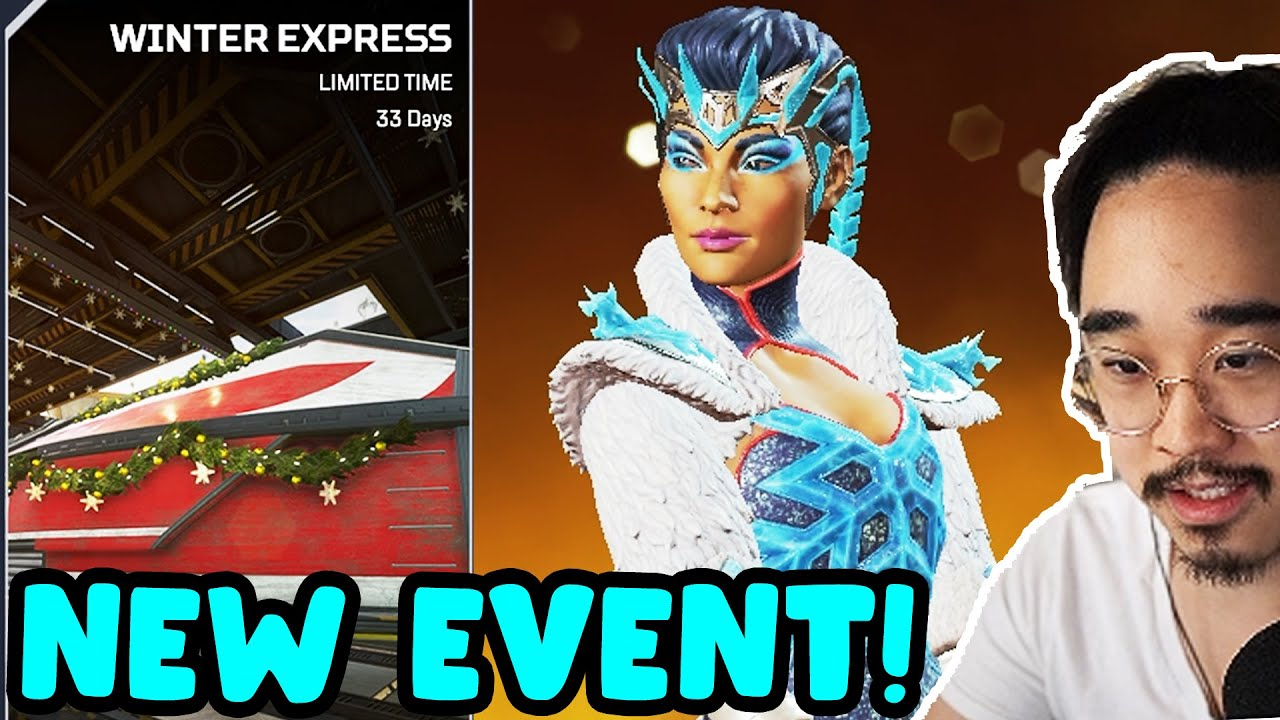 kandyrew - CHRISTMAS EVENT!! The Holo-Day Bash Event is HERE!! (Apex Legends Season 7)