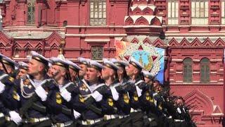 Rússia lembra vitória sobre Alemanha nazista