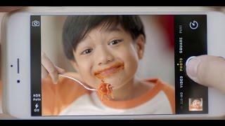 Bakit hindi mapigilan ni Marco kumain ng Jolly Spaghetti?