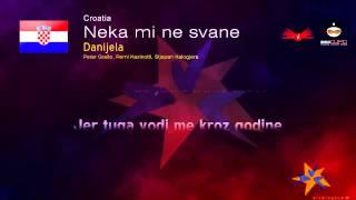 Danijela-Neka mi ne svane (Croatia) Eurovision Song Contest 1998