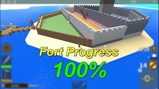 Pirate Simulator - Fort 100%