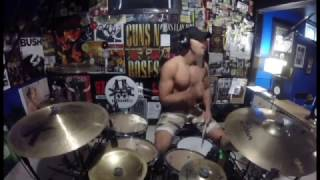"""""""Dying To Live"""" Tupac & Biggie / Drum Cover"""