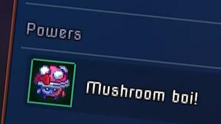 Dead Cells: The Bad Seed - Mushroom boi!!!!!!!!!!!!!!!!!!!!!!!!!!!!