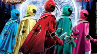 Power Rangers Mystic Force Instrumental