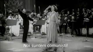 După Cortina de Fier: Cântec patriotic din Albania comunistă