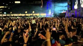 Avicii  - Waiting for love live Untold Festival 2015 Cluj Napoca