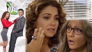 ¡Helena Acepta Reunirse Con Juan Carlos!   Por Ella Soy Eva   Televisa