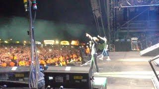 Dido joins Eminem for Stan at Leeds Festival 2013
