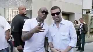 Birdman aka Baby From CashMoney Spends Well Over $250.000 In Gucci Store In L.A. Pt.2