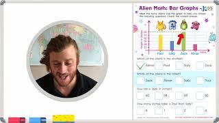 Alien Math: Bar Graphs