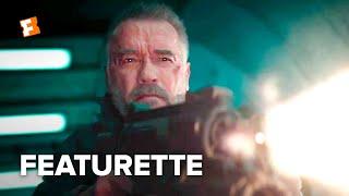 Terminator: Dark Fate Comic-Con Featurette (2019) | Movieclips Trailers