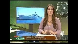 """O drone  A """"verdade"""" escondida sobre o teste em Portugal (final)"""