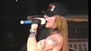 Guns N' Roses - Perfect Crime Live St. Louis HQ...