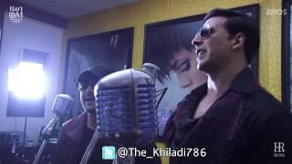 Making of   39 Lonely  39  Remix Song   Khiladi 786 Ft