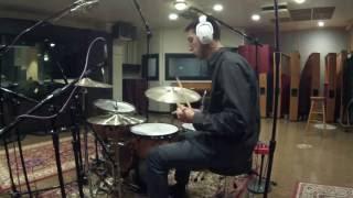 C jam blues- Oscar Peterson (drum cover)