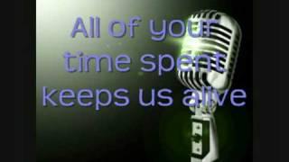 The Backstreet Boys: The Hits-Larger Then Life w/ Lyrics