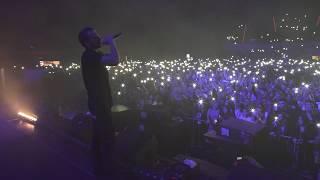 "KęKę - ""Smutek"" Live @ Hip-Hop Festival Wrocław 2017"