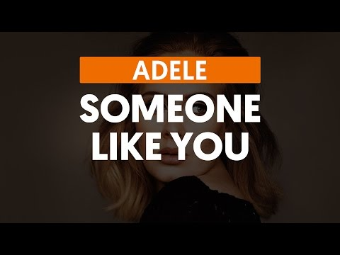 Jouer Someone like You d'Adele à la guitare