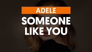 videoclase Someone Like You (aula de violão)