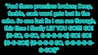 "Linkin' Park - ""LOST IN THE ECHO"" lyrics"