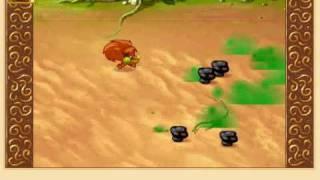 DinoRPG - Kabuki vs Gupiones Sombra