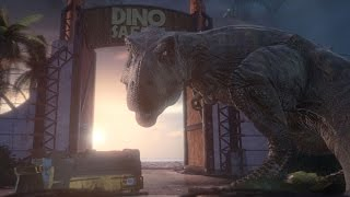 Trailer Dino Escape - Portaventura 2017