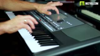 Korg Pa 600 Piano