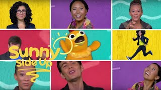 Happy, Happy Birthday Song | Kid Songs | Sunny Side Up | Sprout