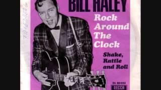 "Bill Haley & His Comets- ""Rock Around the Clock"" (with Lyrics in Description)"