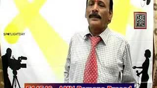 Ceasefire Spotlight - Vijayawada - A. M. V. Ramana Prasad