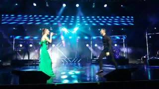 David Bisbal - Todo Es Posible Ft. Tini #UMfestival17 Madrid