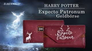 Harry Potter: Expecto Patronum-Geldbörse