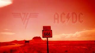The Devil's Highway (Van Halen + AC/DC Mashup by Wax Audio)