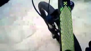 Petite vidéo ratée
