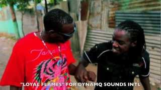 DUB VIDEO - LOYAL FLAMES FOR DYNAMQ SOUNDS INTL