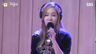 [SBS]컬투쇼, Golden Lady, 임정희 라이브
