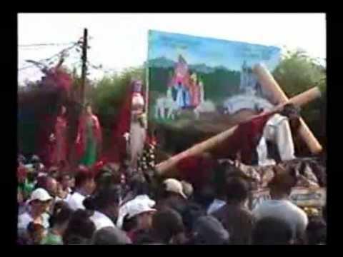 Viernes Santo 2011: Procesion del Via Crucis – Guadalupe
