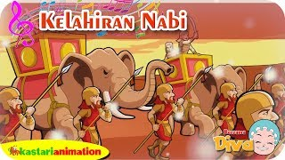 KELAHIRAN NABI | Lagu Anak Islami bersama Diva | Lagu Nabi Muhammad | Kastari Animation Official