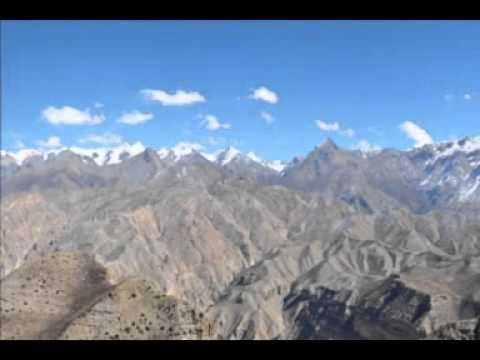 Mountains from Naar to Mustang trek