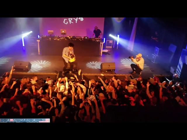 Video en directo de Dj Pimp junto a Benjo en Mallorca.