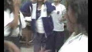 Colegio Luis E. Pinto Sotomayor Baile 5 A PROMOCION 2007