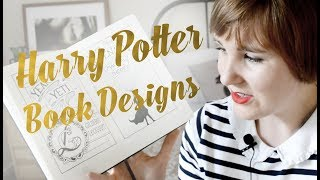 Harry Potter   Hogwarts Textbooks   31 Day Book Cover Challenge