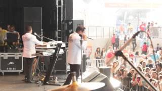Te Vez Fatal el trono De Mexico En Vivo   Walmart's Latin Grammy's Kick Off Festival