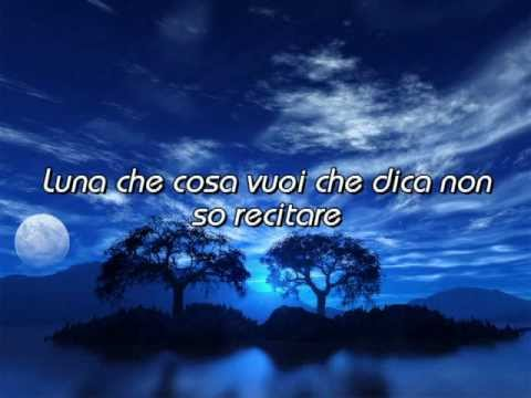 Gianni Togni - Luna Chords - Chordify