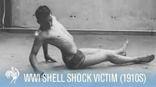 Shell Shock Victim (WW1)
