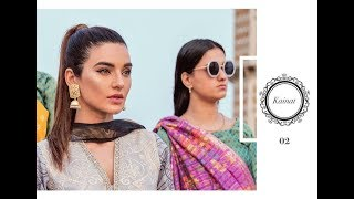 Iznik Festive lawn collection 2018 with Price