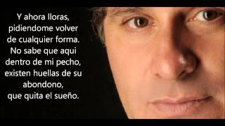 Daniel Cardozo- Y Ahora Lloras (Con Letra)