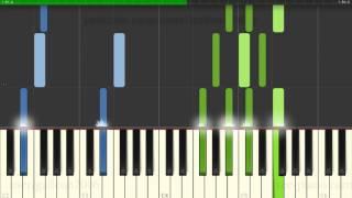 Logic - Black SpiderMan ft. Damian Lemar Hudson - Piano Tutorial